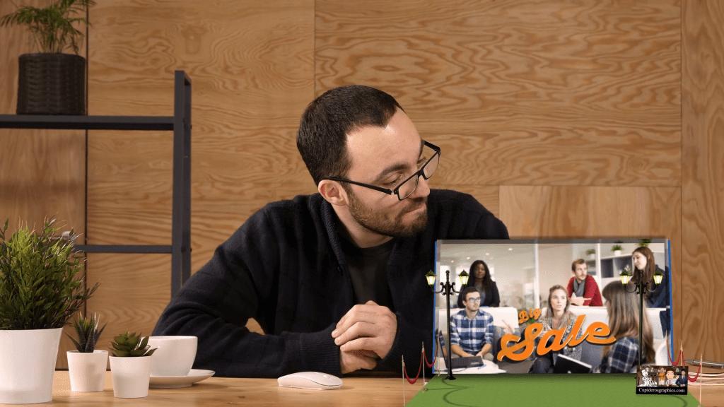 3D Pop up Book Video Promo
