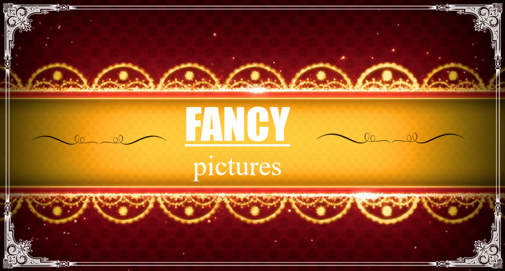 Fancy Pictures
