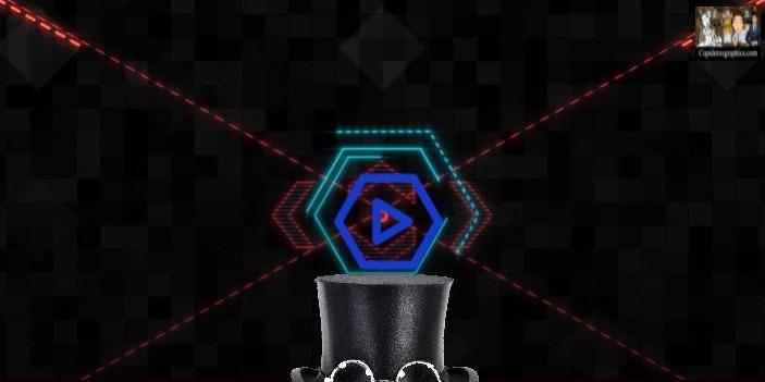 Logo Reveal Laser (Scientific)