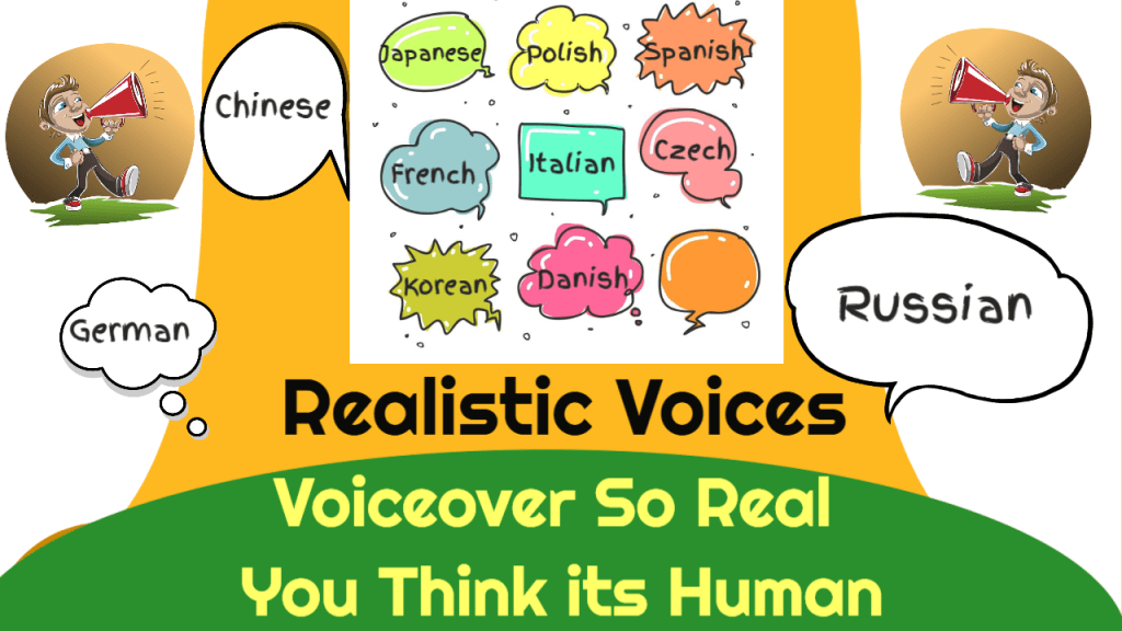 TN Realistic Voices --Voiceovers that convince