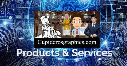 Product and Services of Cupiderosgraphics.com