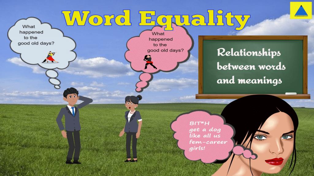 Word Equality (2021)